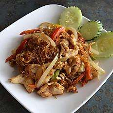 Pad Woon Sen (Glass Noodles)