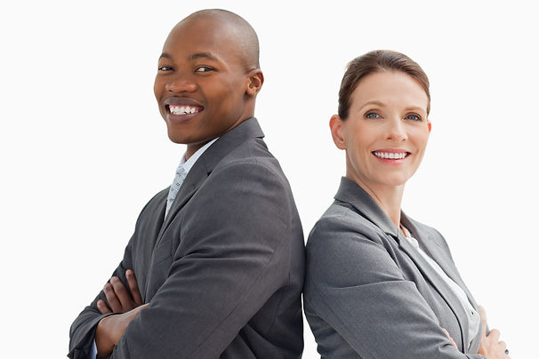 Business man and woman are smiling.jpg