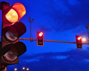 """A """"gestão-semáforo"""""""