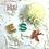 Thumbnail: Gold Flake Overlay Keyring