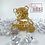 Thumbnail: Teddy Bear Ornament