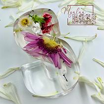 Letter flower preservation