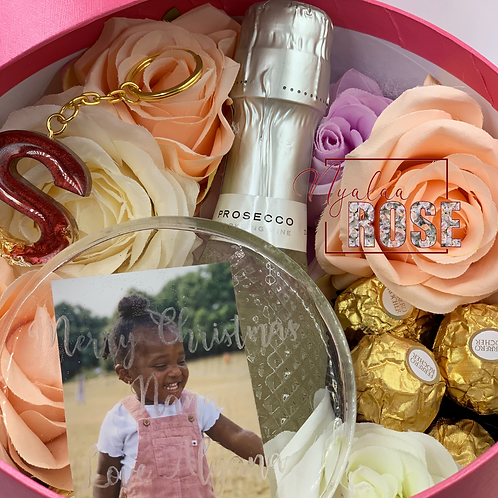 Photo Engraved Gift Box