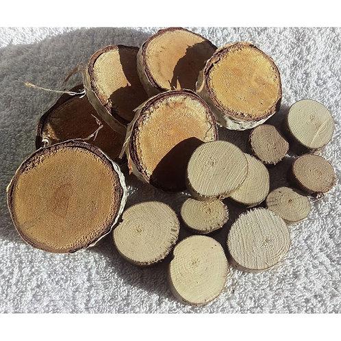 Wood Rounds (single)
