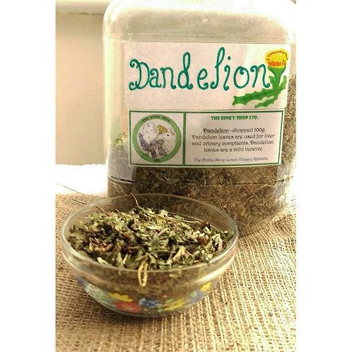 Dandelion, chopped (100g)