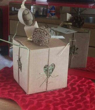 Christmas Forage Box (Single)