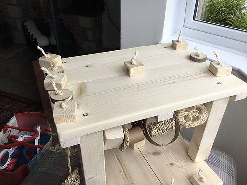 Rabbit Deluxe Binky Table