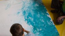 Peindre en famille, une expérience unique!