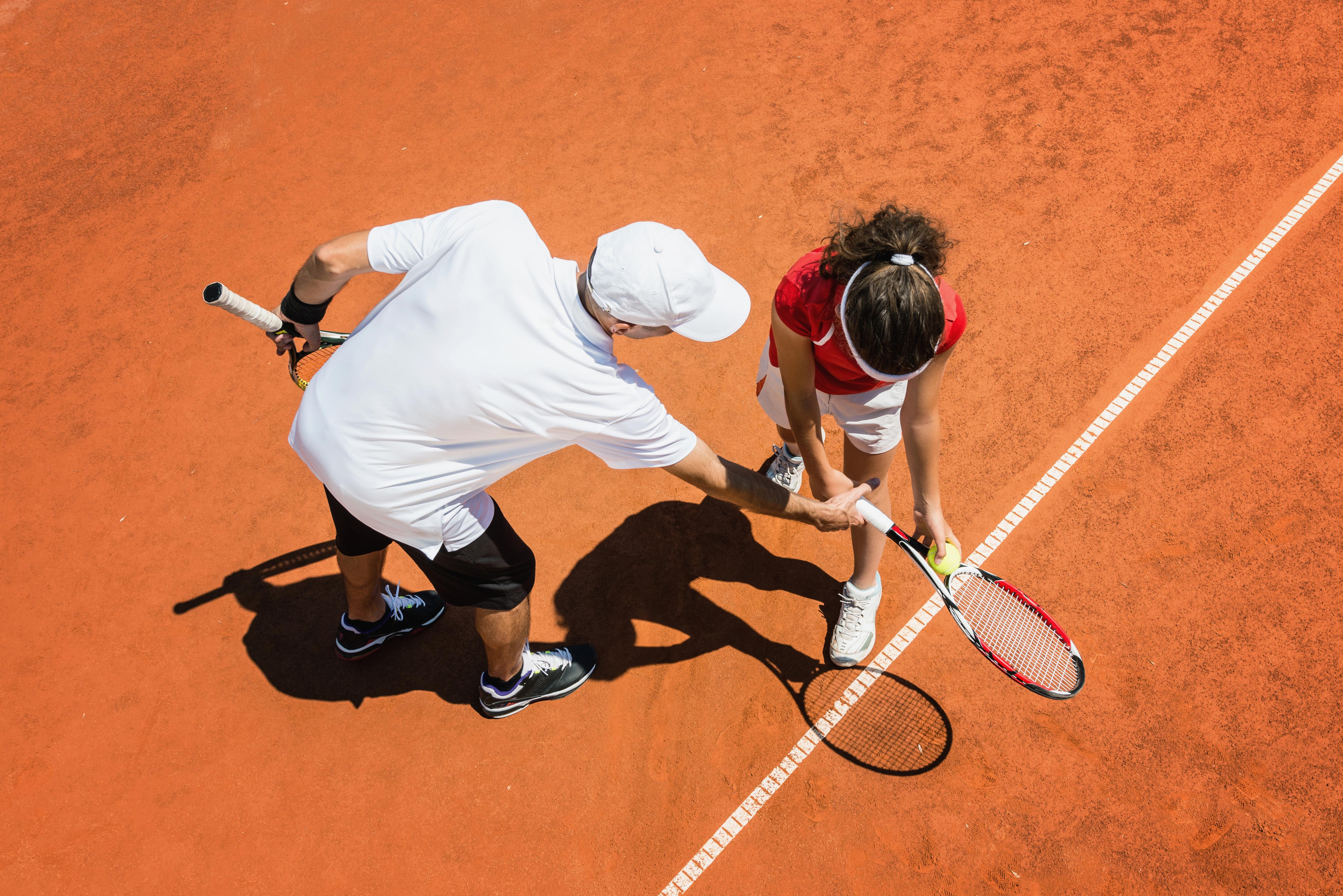 Junior Tennis (1-2-1)*