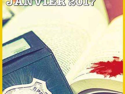 Nemours, 14 et 15 janvier 2017 - Salon du livre Autour du Polar