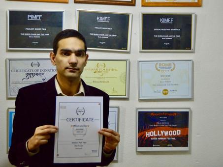 Bilal Continues Making Indie Films
