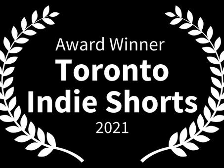 Winners of Toronto Indie Shorts