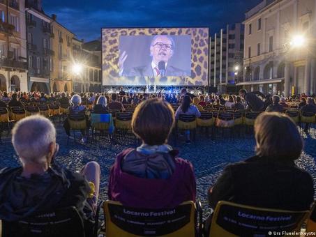 The 74th edition of the Locarno Film Festival