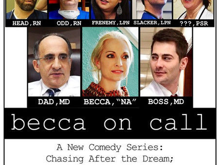 Jenness Rouse Talks About Becca on Call