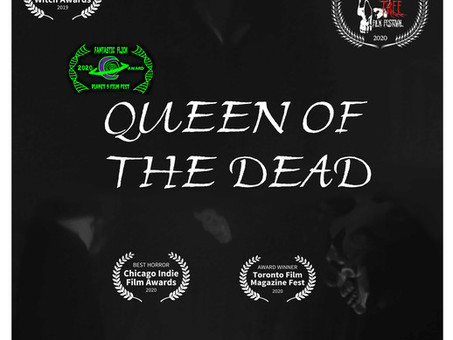 All about Queen of the Dead