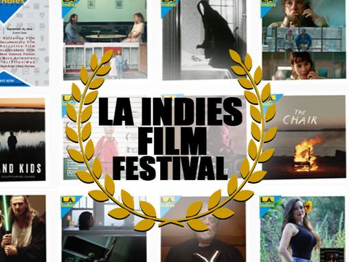 Winners of LA Indies Fest