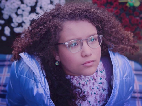 12 year old Ariela Rozentul talks about her Film