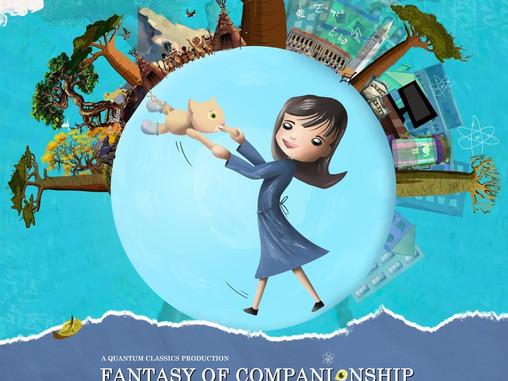 Fantasy of Companionship Between Human and Inanimate