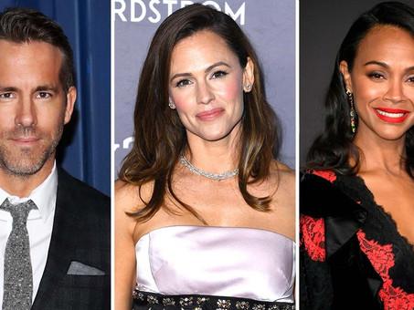 Jennifer Garner, Zoe Saldana Join Ryan Reynolds in 'The Adam Project'