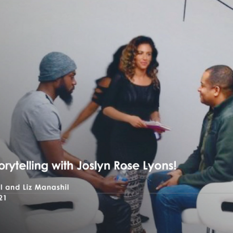 Hip Hop with Joslyn Rose Lyons
