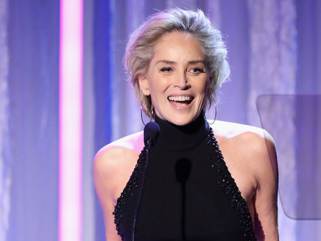 Sharon Stone and the Best Advice