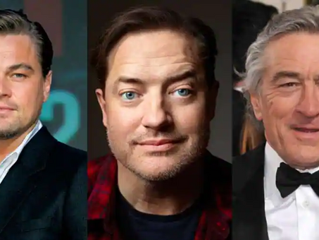 Brendan Fraser is the latest addition to join the cast of Martin Scorsese'