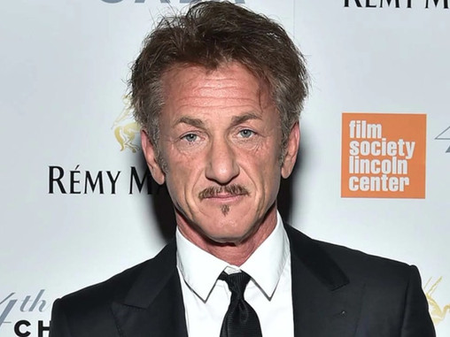 Sean Penn in Cannes Film Festival with his New Film