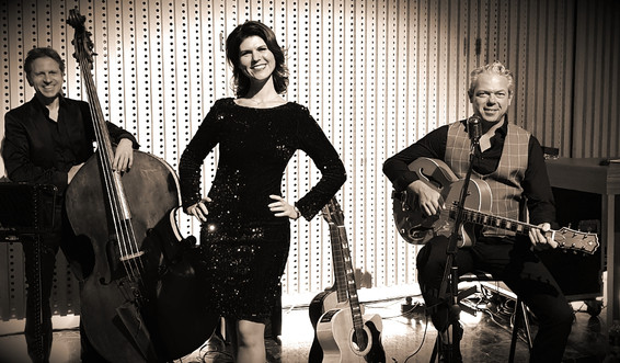 Francine & Romain trio