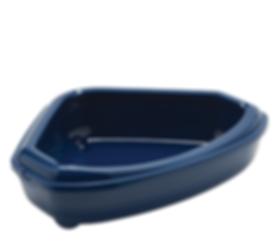 Corner Tray - Open Litter Pan