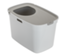 Top Cat Closed Litter Box - Top Entry Litter Box
