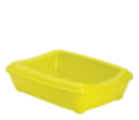 Arist-O-Tray Large - Open Litter Pan