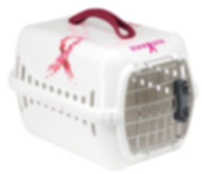Luxurious Trendy Runner Spring Lock Door - Pet Carrier