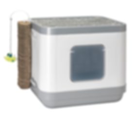 Catconcep Multifunctional Closed Litter Box