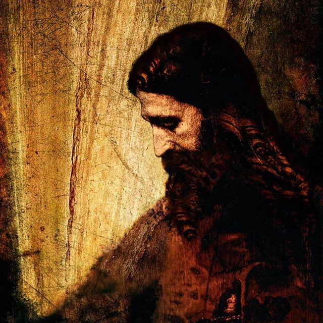 Christ in Meditation by Hagen Haltern, christian, lds, awakened, guided, healing