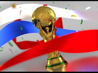 ¡Sí! ¡El Mundial de futbol ya empezó!