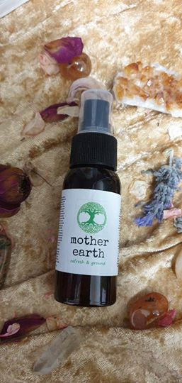Mother Earth Refresh & Ground 50ml