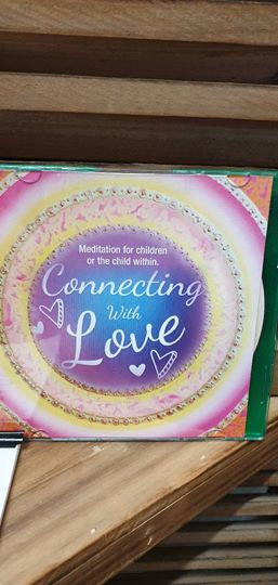 Connecting with Love Meditation CD