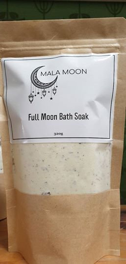 Full Moon Bath Soak by Mala Moon