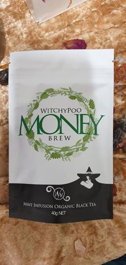 Money  WitchyPoo Enchanted Brew