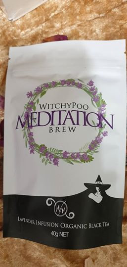Meditation WitchyPoo Enchanted Brew