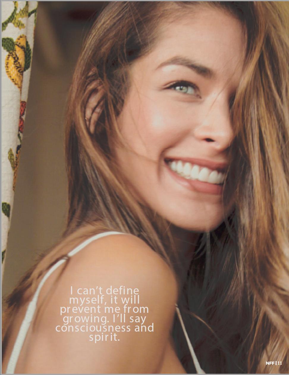 NFF Magazine :Dayana Mendoza