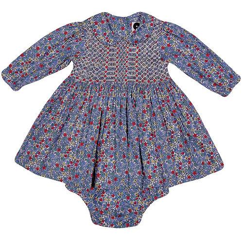 QE Floral Liliana Dress