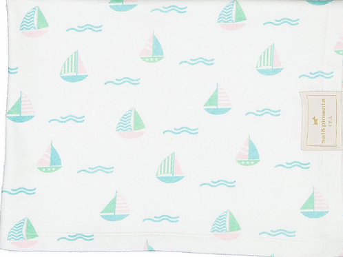 Sal & Pimenta Set Sail Beach Towel
