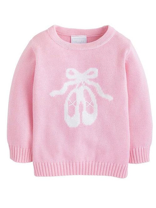 Little English Ballet Sweater