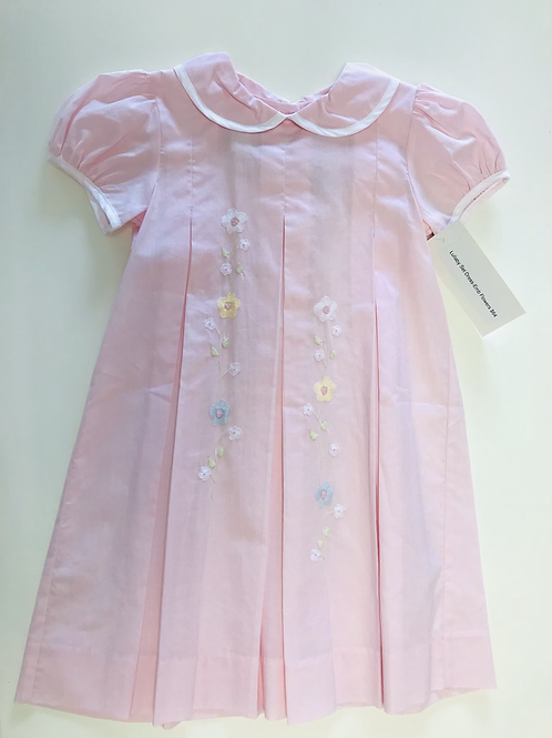 Lullaby Set Emboidered Dress  3t