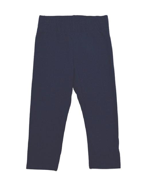 Lullaby Set Navy Knit Leah Leggings