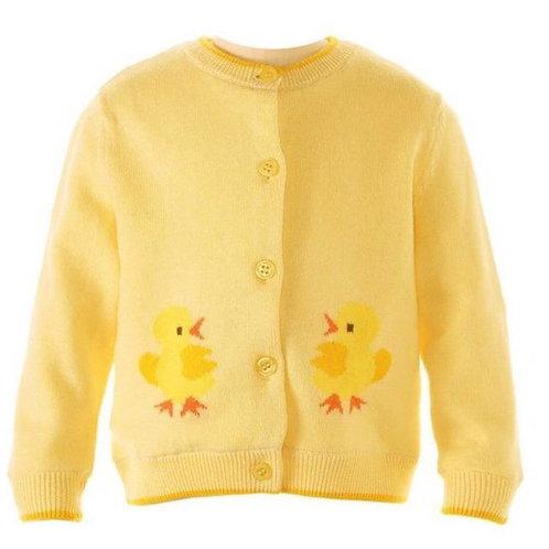 Rachel Riley Chick Cardigan Sweater