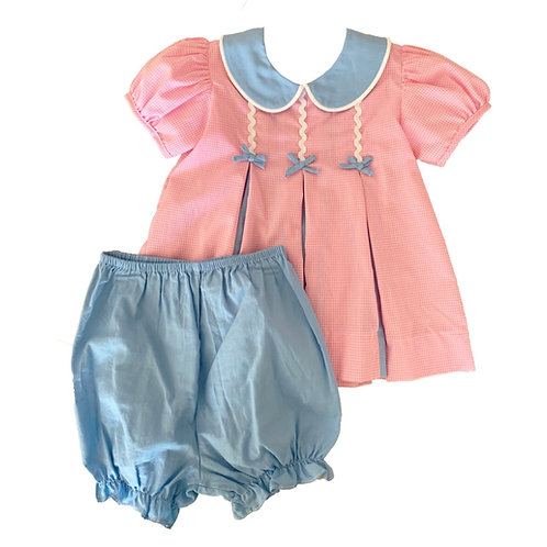Lullaby Set Belle Rose Bloomer Set