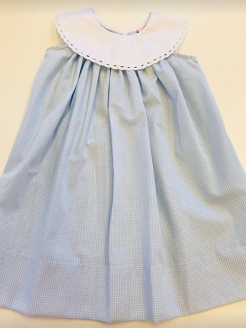 Lullaby Set Rounded Collar Dress 4t