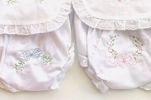 Bloomers with Design